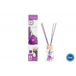 DA-142390 - illatosító, ibolya illat,  4X4X20 30ML.