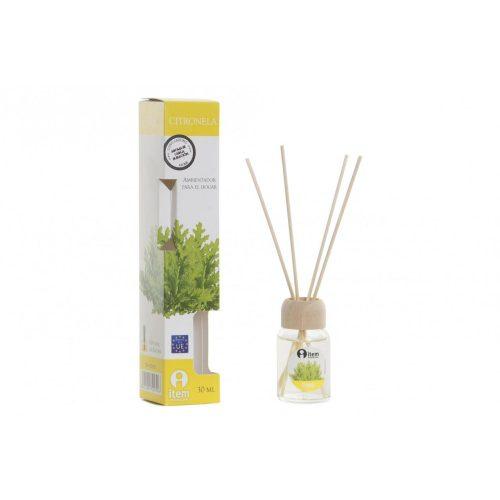 DA-152950 - illatosító, üveg, 4X4X20, 30 ML., citronella