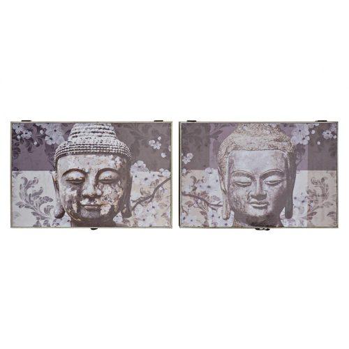 GL-169860 - Dobozmdf 46x31x6 buddha 2 féle