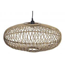 LA-148311 - lámpa, mennyezeti, bambusz, 50X24,5