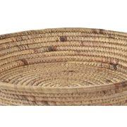 Asztali kínáló junco 40x40x7 természetes barna