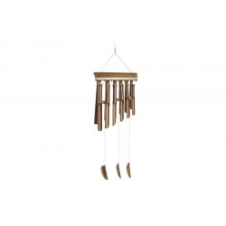 DH-185883 - DECORACION COLGANTE BAMBU 28X8X35 NATURAL