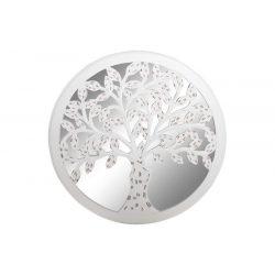 DP-182282 - Dekoráció falra mango tükör 60x2x60 fa