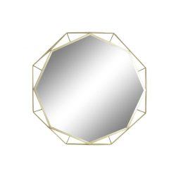 ES-179450 - Tükör vas üveg 72x6x72 matt aranyozott
