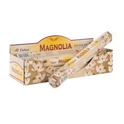 Füstölő szett, 20db-os, magnolia
