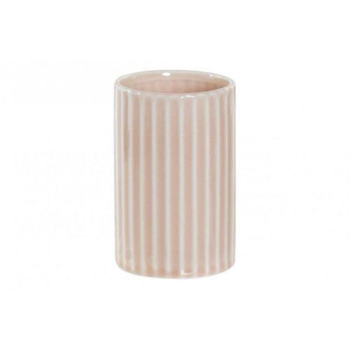 LB-173103 - Pohár kerámia 7,2x7,2x11,5 rózsaszín