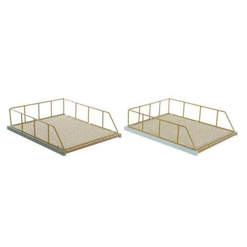 Tálca mdf pp 28,5x36x9 íróasztal 2 féle