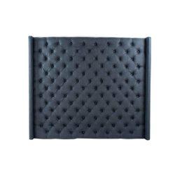 MB-181981 - Ágytámla poliészter mdf 198x20x170 kék